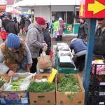 В Керчи составляют протоколы на «стихийных» продавцов
