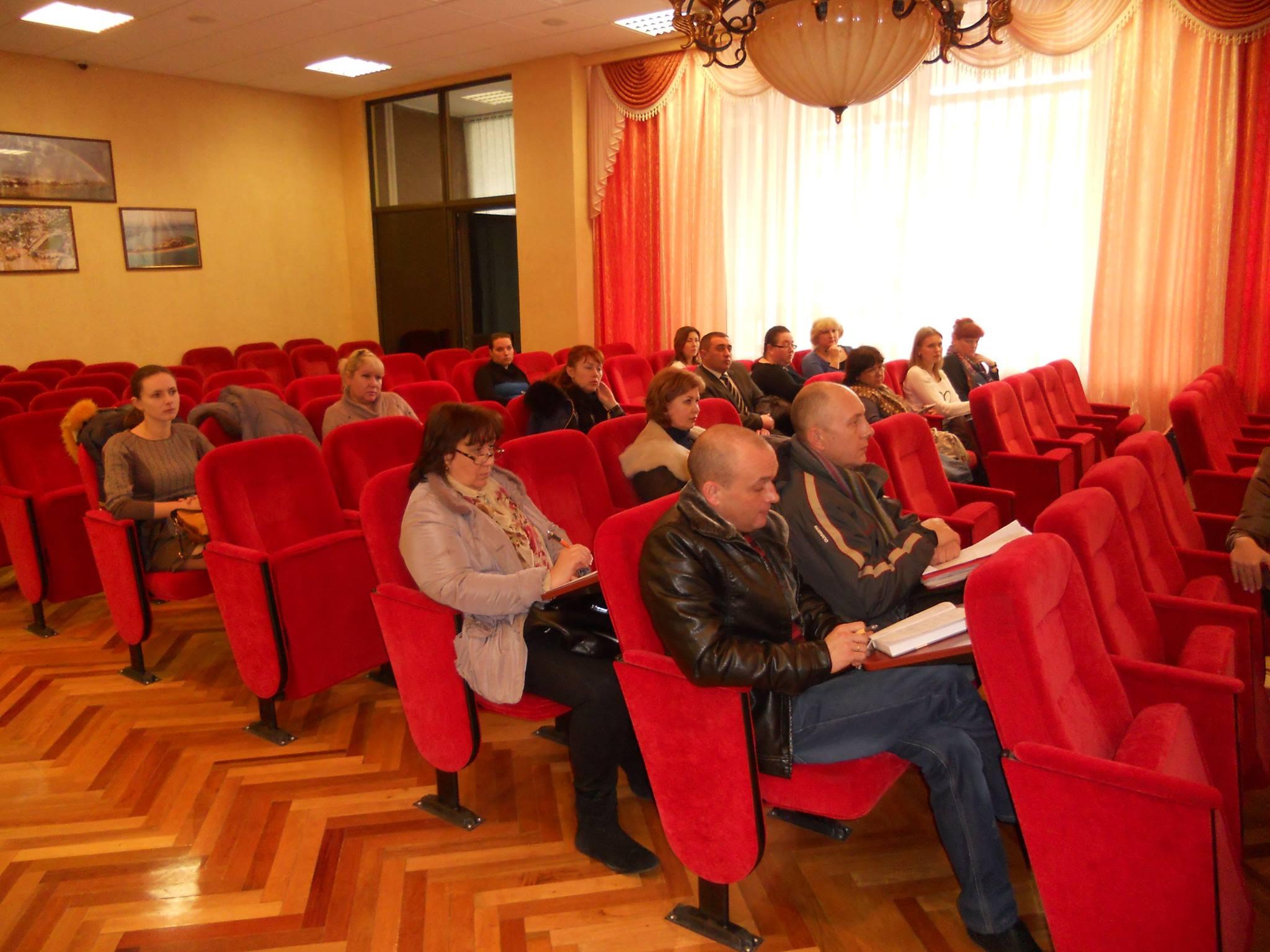 30 января прошло совещание с предпринимателями