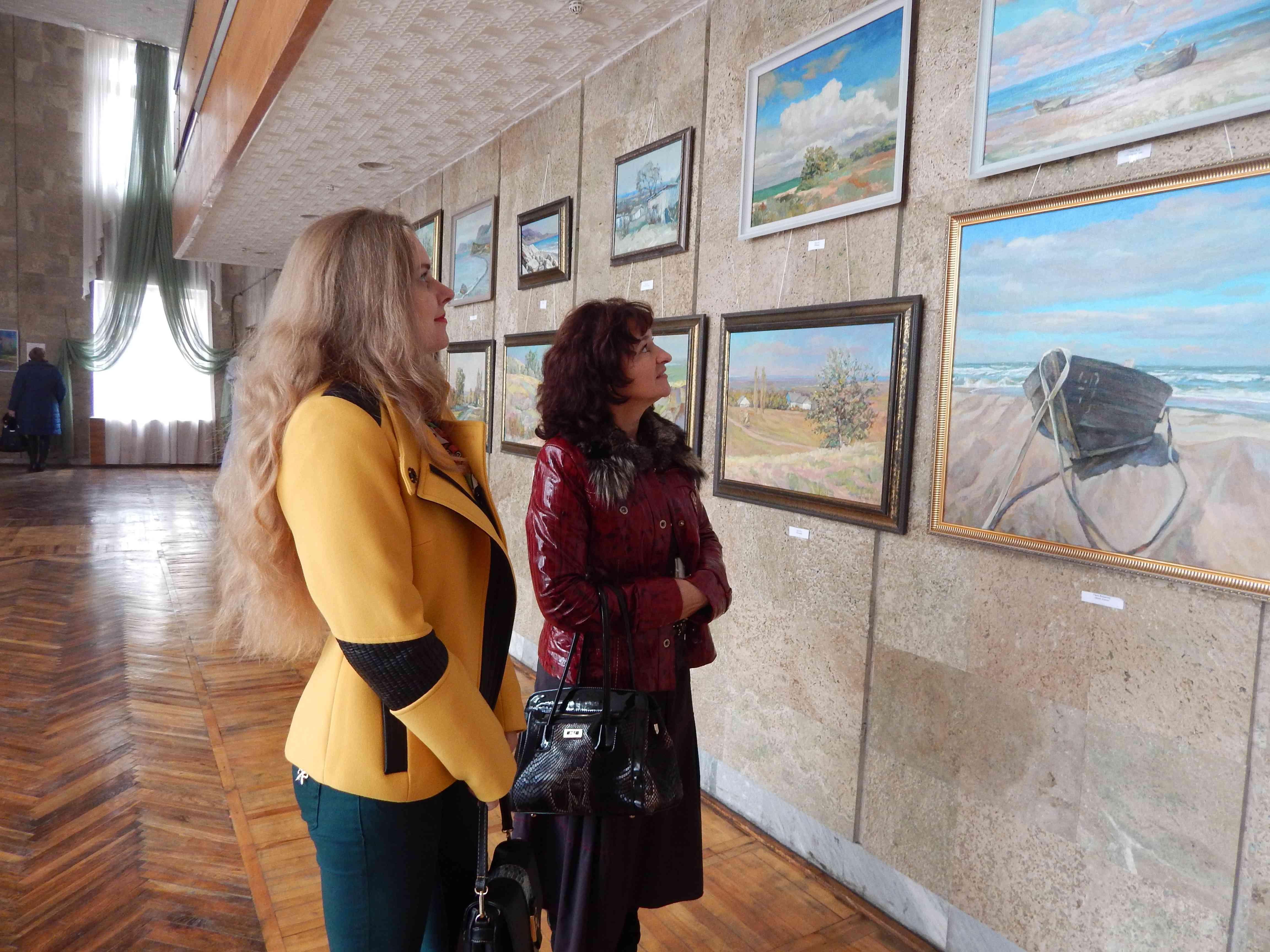 В Керчи будет постоянно действовать Галерея искусств