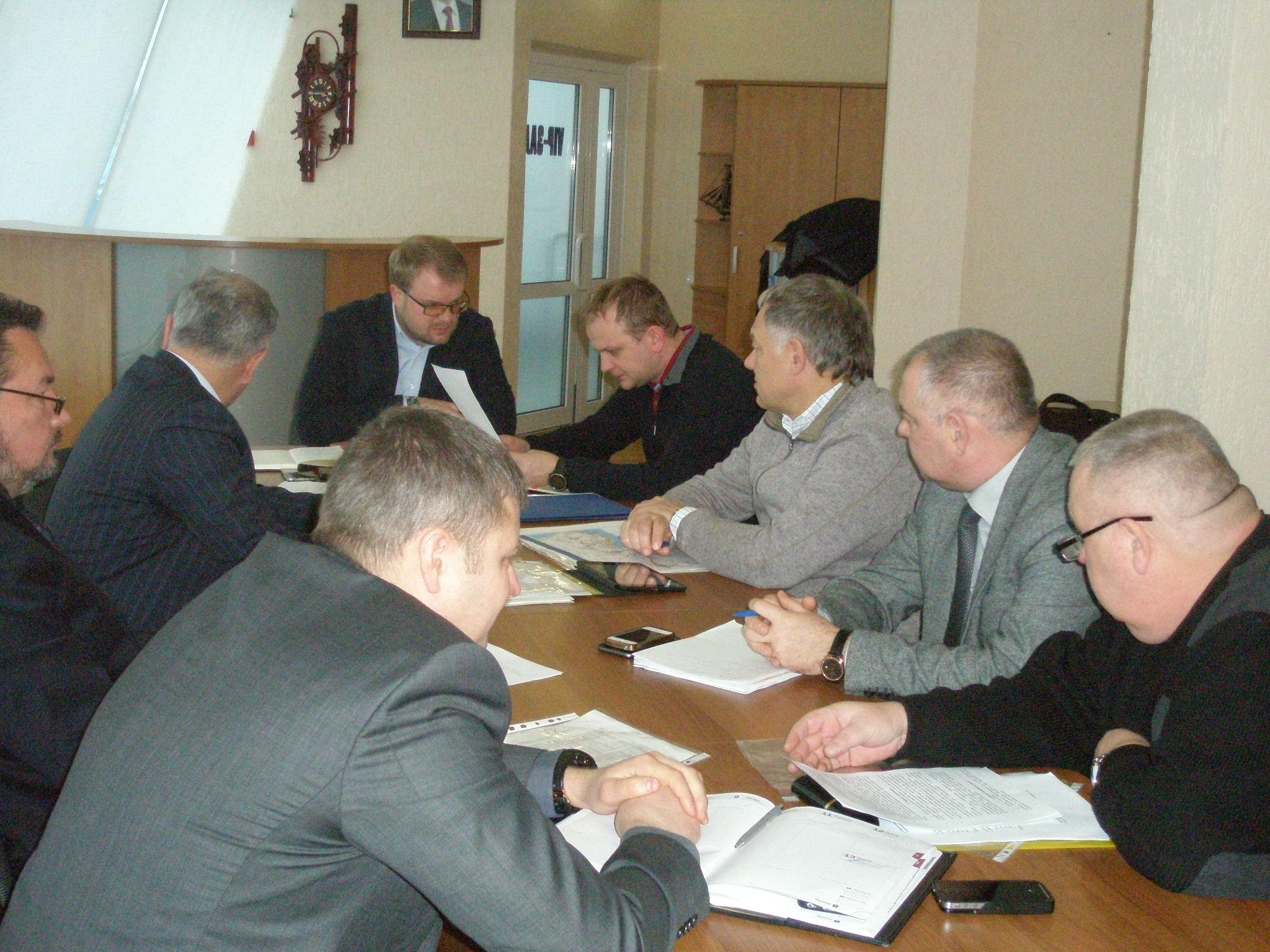 В Керчи прошло совещание, посвященное транспортно-логистической проблематике