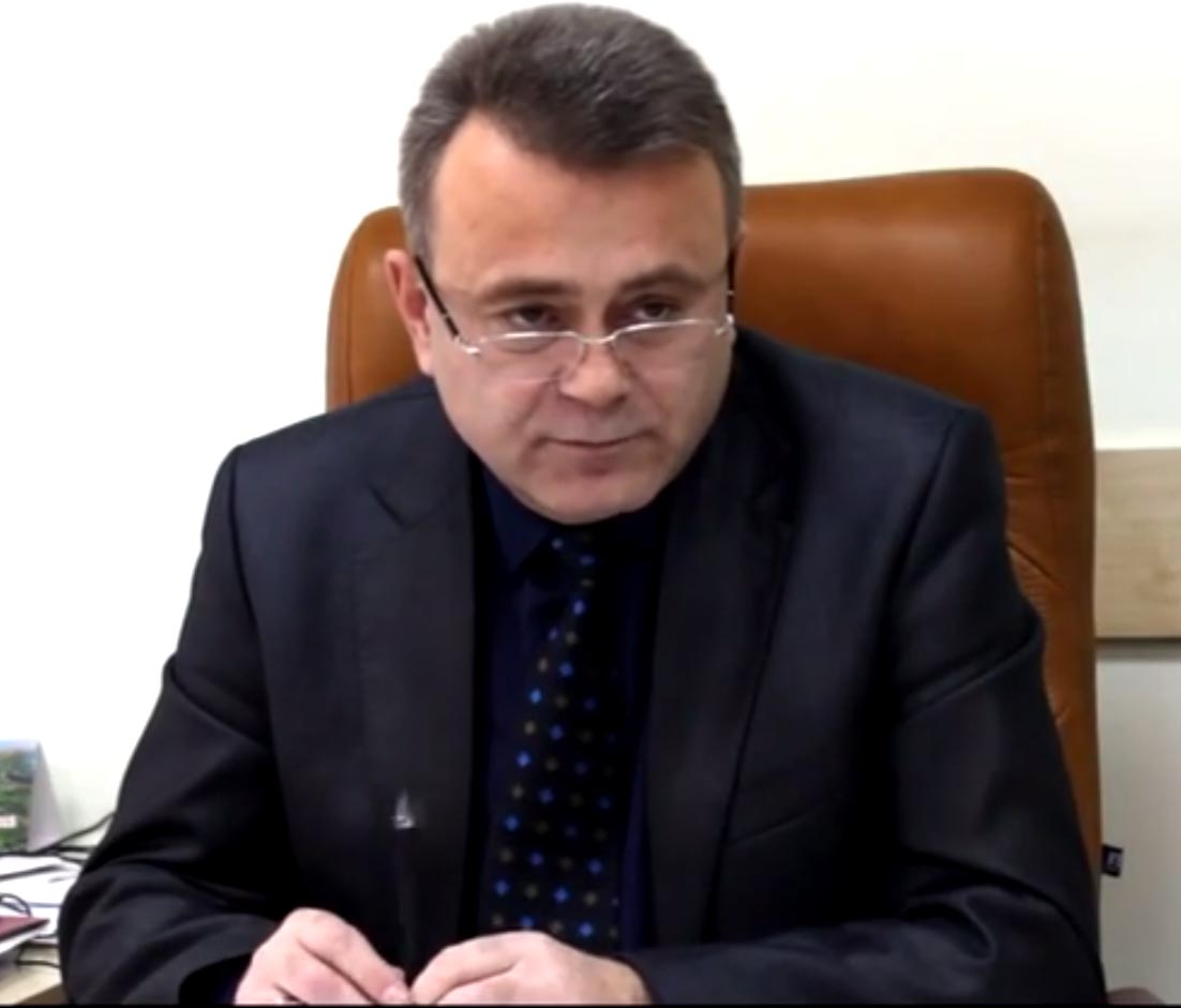 Заместитель Главы администрации города Данил Гернер дал интервью сайту муниципального образования (ВИДЕО)
