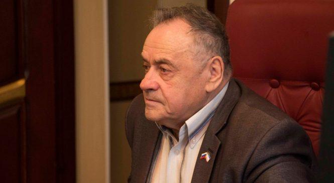 Ефим Фикс провел совещание с председателями постоянных депутатских комиссий горсовета