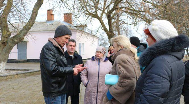 Горсовет провел совместную с ОНФ встречу с жителями посёлка Героевское