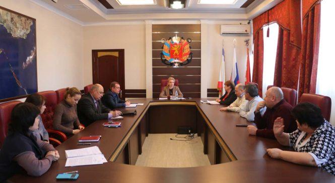 В горсовете прошло заседание наградной комиссии