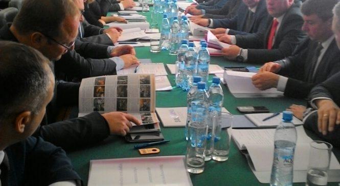 Заместитель председателя горсовета принял участие в совещании представителей курортных городов в Ростуризме в Москве