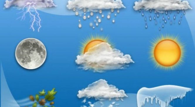 23 марта — Всемирный день метеорологии