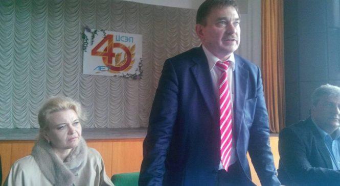 Председатель горсовета посетила с рабочим визитом промплощадку бывшего завода им. Войкова