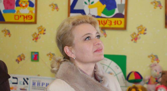 Председатель горсовета посетила музей синагоги