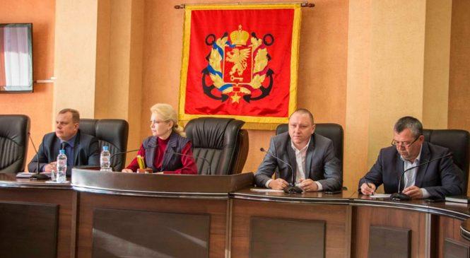 В муниципалитете прослушали отчет о работе городского архива
