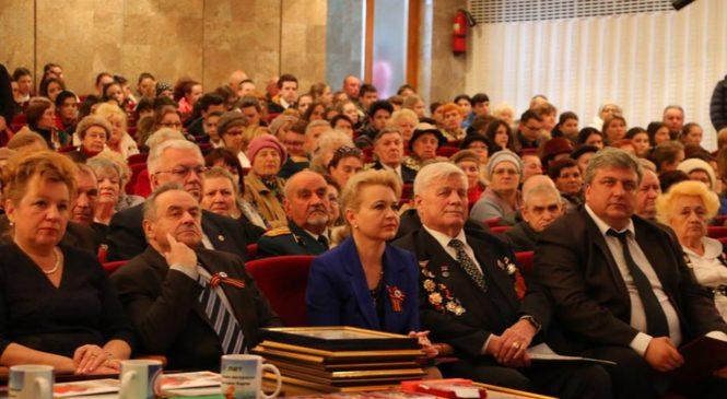 В Керчи отметили 30-летний юбилей Ветеранской организации