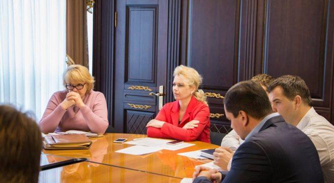 На аппаратном совещании скоординировали работу основных служб города