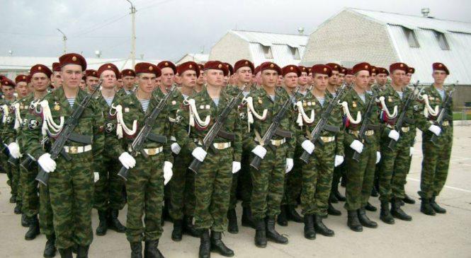 27 марта — первая годовщина создания войск национальной гвардии России