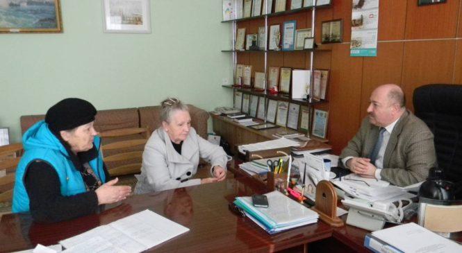 Валерий Арустамян провел прием граждан