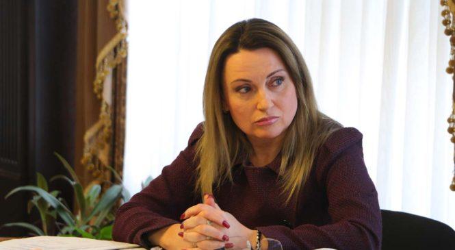 Городские власти провели встречу с омбудсменом Светланой Лужецкой по вопросам работы рынка