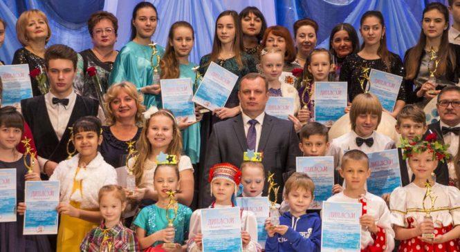В Керчи вновь наградили талантливых «керченских жемчужинок»