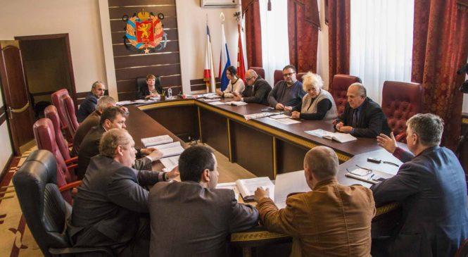 В Керчи провели общественные слушания по проекту «Энергоэффективный город»