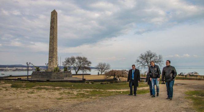 В Керчи встретили делегацию из Костромы