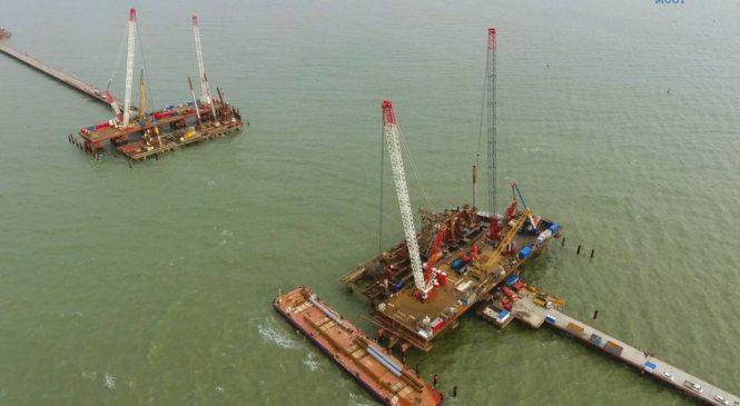Ростехнадзор: строительство моста в Крым гарантирует самые высокие стандарты качества