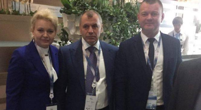 Лариса Щербула приняла участие в III Ялтинском экономическом форуме