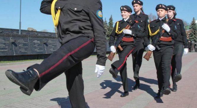 Воспитанники Керченского лицея искусств приняли участие в слете Постов Памяти в городе Брест