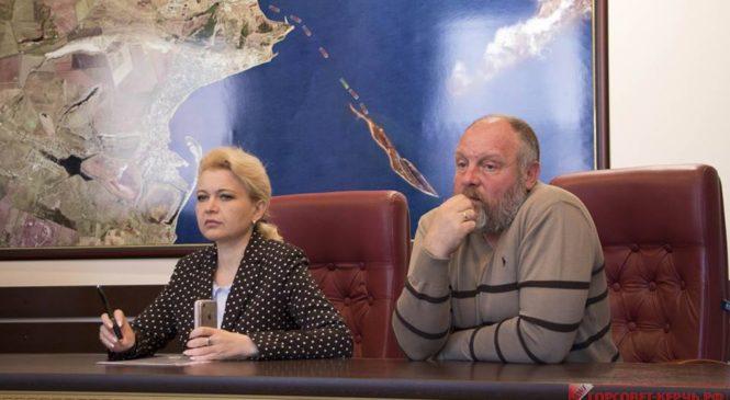 Прошло совещание по вопросу разработки стратегии развития Керчи