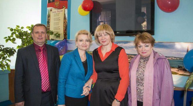 Керченская «Школа – морской технический лицей» отметила свое 56-летие