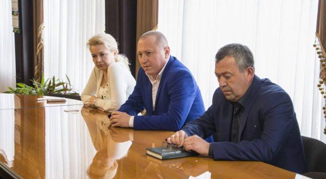 Руководство города провело совещание с инвесторами