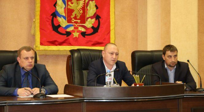 В городском совете прошло совещание по подготовке города к праздникам