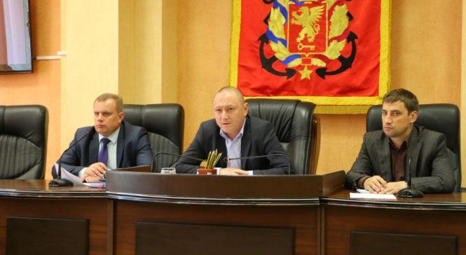 В муниципалитете обсудили как будут праздновать День Победы