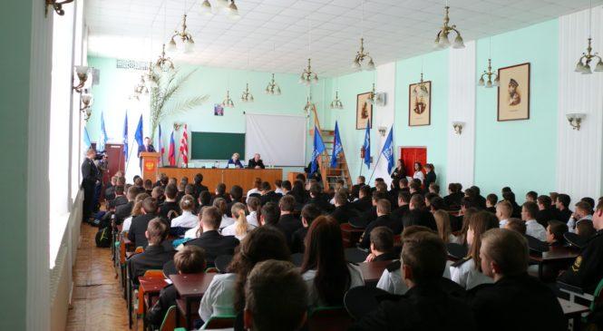Константин Бахарев посетил КГМТУ