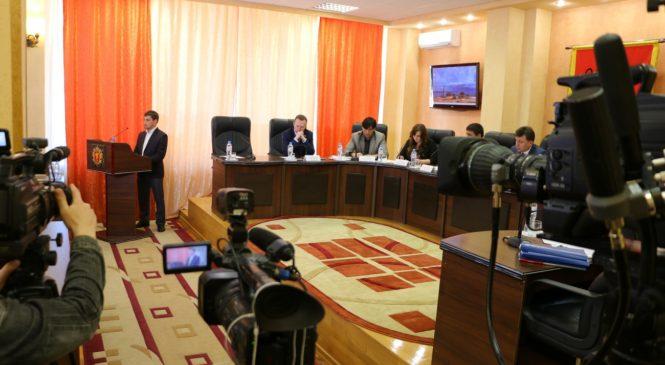 В Керчи прошел конкурс на место главы администрации города