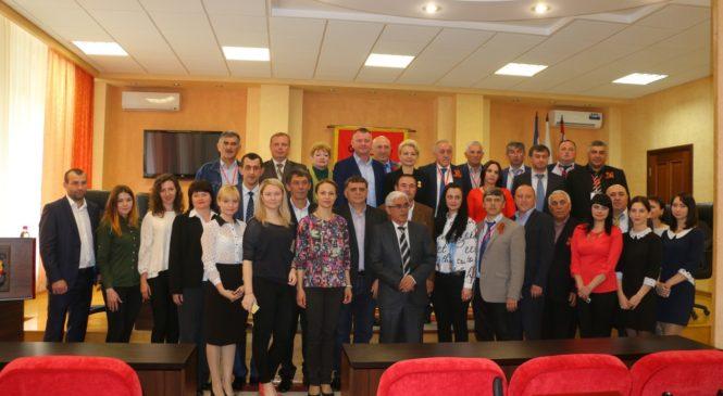 В Керчи подписали договор о побратимских отношениях с Акушинским районом Республики Дагестан