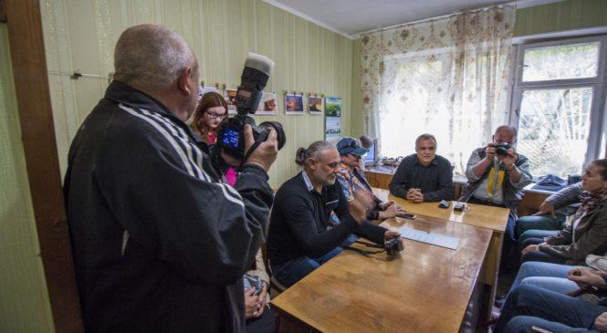 В Керчи при поддержке властей открыли фотоклуб «Пантикапей»