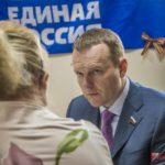 Депутат Госдумы РФ Константин БАХАРЕВ проведёт в Керчи приём 29 сентября
