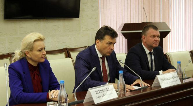 Глава Керчи посетила с рабочим визитом Тульскую область