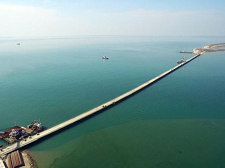 #СтройкаВека360: прямые включения со стройки Крымского моста в новом формате