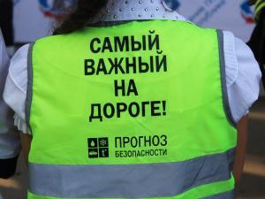 При содействии Минтранса Крыма приобретено 15 новых машин для сопровождения перевозки групп детей