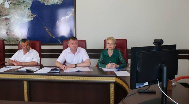 31 мая состоялось видеоселекторное совещание