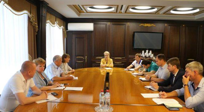 В Керчи прошло аппаратное совещание