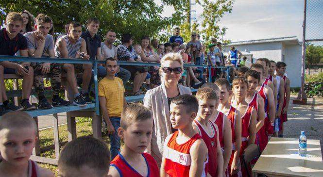 В Керчи прошло открытое первенство города по боксу среди юношей