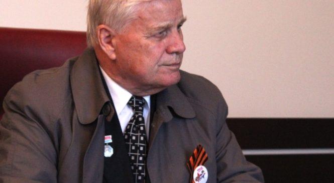 Изучается общественное мнение о присвоении  звания «Почетный гражданин города-героя Керчи» Николаю Тимофеевичу Китикову