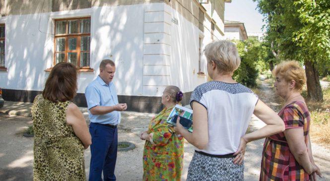 Николай Гусаков совершил выезд по обращениям граждан