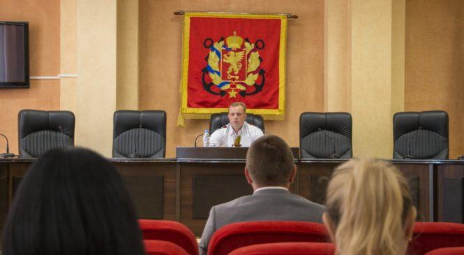 Состоялась 72-я сессия городского совета