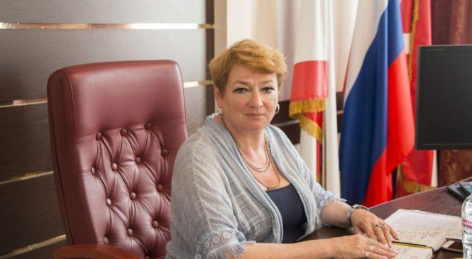 Председатель Общественного совета г. Керчи Галина Мазилова выступит в Совете Федерации