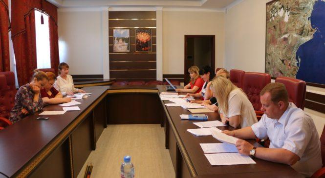 В муниципалитете заседала комиссия о даче предварительного согласования передачи в аренду муниципального имущества