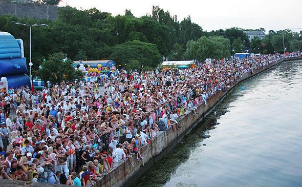 В Керчи готовятся отпраздновать День рыбака