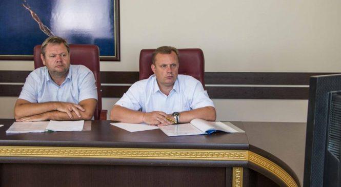 Керчь приняла участие в видеоселекторе с Главой Республики Крым