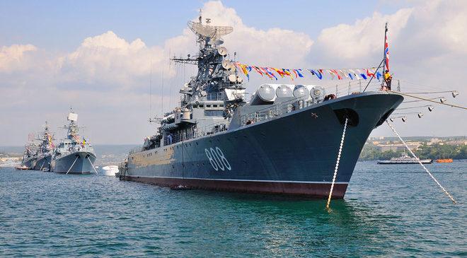 30 июля — День ВМФ