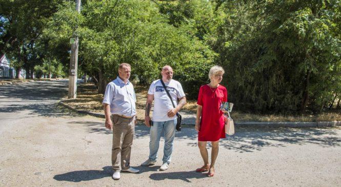 На улице Гагарина власти планируют поставить детскую площадку