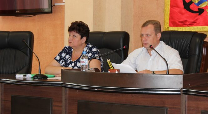 Состоялась внеочередная 73-я сессия Керченского горсовета